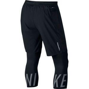 82050e56c566f Nike Shorts - Men's Nike Aeroswift 2-In-1 3/4 Hybrid Shorts